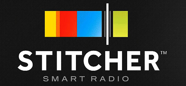 Find us in Stitcher Radio