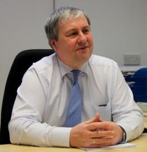 EVP Peter Johansen