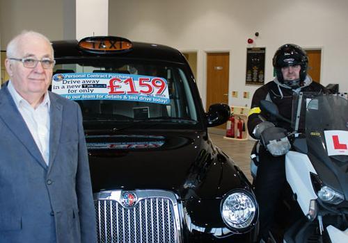 Malcolm Linskey – London Taxi Radio Interviews E47
